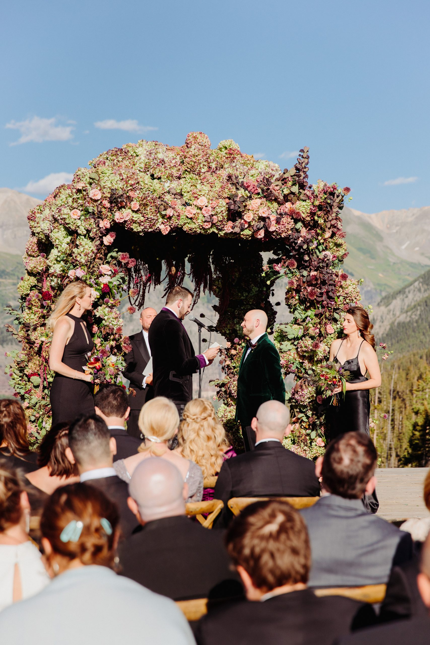 Telluride, Colorado Intimate Wedding Photography Packages